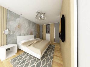 Návrh interiéru pro developerský projekt v Praze, návrhy interiérů pro developery, návrhy interiérů praha, návrh ložnice praha, návrhy ložnic, bytový designer praha, bytový design praha, návrhy interiérů rodinné domy praha, developeři návrhy interiér, ložnice v moderním stylu, návrhy interiérů v moderním stylu,