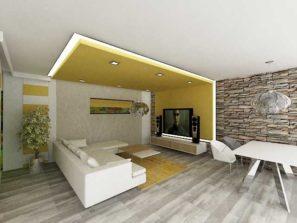 Návrh interiéru v rodinném domě chomutov, návrhy a realizace interiérů rodinné domy chomutov, návrhy interiérů chomutov, návrh obývacího pokoje chomutov, návrhy obývacích pokojů, bytový designer chomutov, bytový design chomutov, návrhy a realizace interiérů chomutov, obývací pokoje návrhy interiér, moderní obývací pokoj , obývací pokoj v moderním stylu, moderní návrhy interiérů , moderní interiéry, žlutý obývací pokoj,moderní interiér se sádrokartonem, návrh interiéru chomutov, bytové interiéry chomutov,