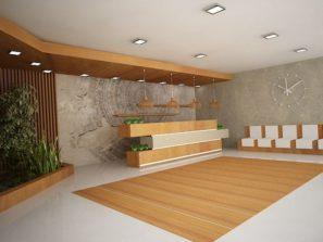 Firemní recepce, recepce, návrh interiéru, návrh firemního interiéru, návrh obchodních interiérů , design interiéru recepce , návrh feng shui interier,
