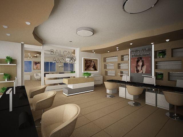Návrhy interiérů, bytový designer Karlovy Vary, bytový designer Praha, bytový designer Chomutov, návrh interiéru salonu nail pedikura kadeřnictví domažlice,