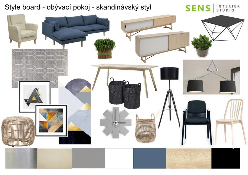 skandinávský obývací pokoj , skyndinávský styl , scandi styl, scandi pokoj , návrh interiéru skandinávský styl,
